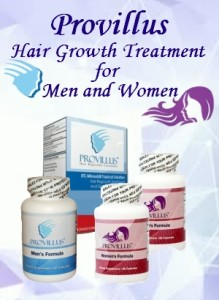 Provillus Hair Growth for Men and Women
